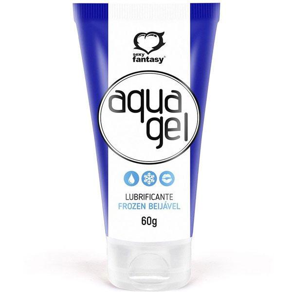 Aqua Gel Lubrificante Beijável ICE 60 Gr Sexy Fantasy