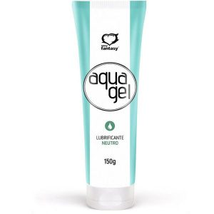 Aqua Gel Lubrificante Neutro 150 Gr Sexy Fantasy
