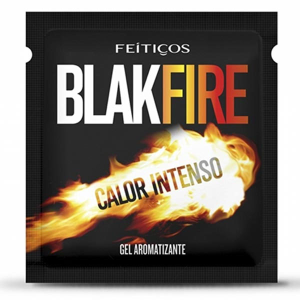 Blak Fire Gel Hot Sache 5 Gr Feitiços