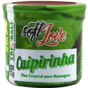 Bolinha Explosiva Triball Drink Caipirinha 12 GR 3 Uni