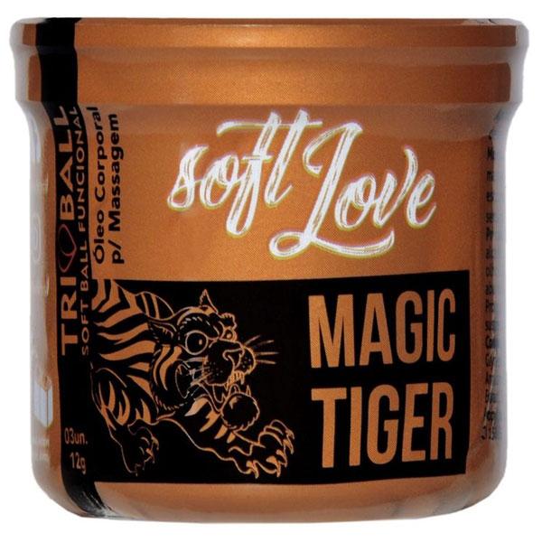 Bolinha Explosiva Triball Magic Tiger 12Gr 03 Uni Soft Love