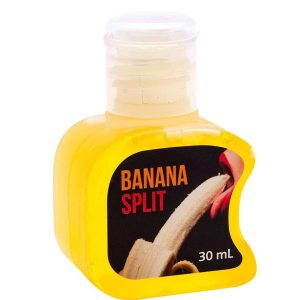 Gel Hot Comestível 30 Ml Soft Love Banana