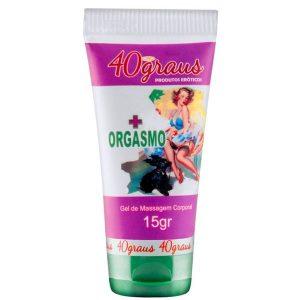 Mais Orgasmo Super Excitante 15 G 40 Graus