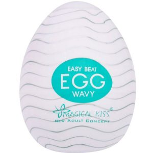 Ovo Masturbador Egg Wavy Magical Kiss