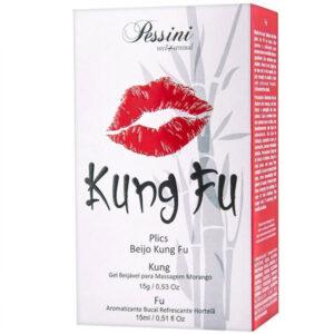 Plics Beijo Kung Fu Pessini
