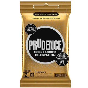 Preservativo Celebration Sabor Vinho Espumante