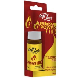 Ultra Power Fire Eletric Jatos 15 Ml Soft Love