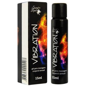 Vibration Gel Eletrizante 15 ML Secret Love